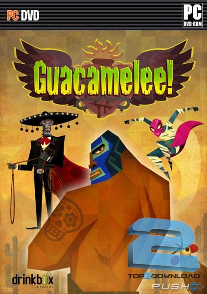 Guacamelee Gold Edition | تاپ 2 دانلود