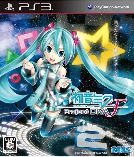 Hatsune Miku Project Diva F | تاپ 2 دانلود
