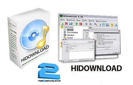 HiDownload Platinum | تاپ 2 دانلود
