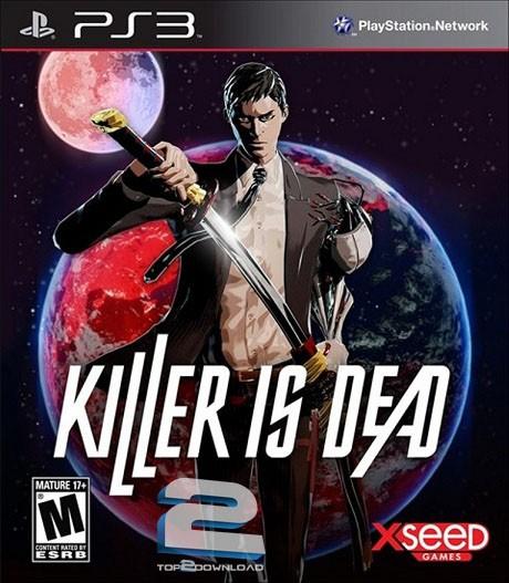 Killer is Dead | تاپ 2 دانلود