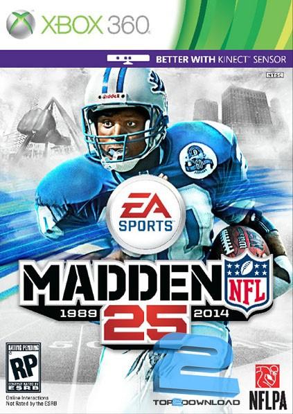 Madden NFL 25 | تاپ 2 دانلود