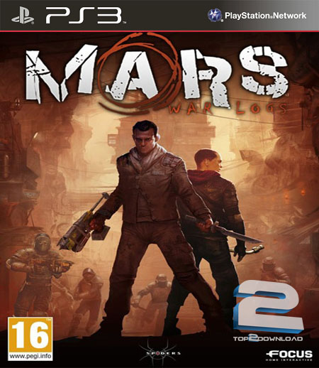 Mars War Logs   تاپ 2 دانلود