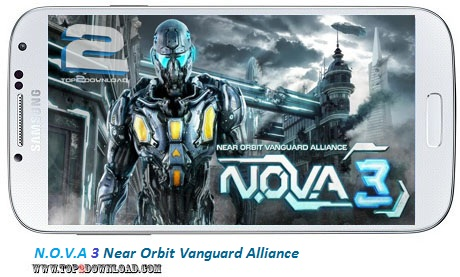 N.O.V.A 3 Near Orbit Vanguard Alliance v1.0.6 | تاپ 2 دانلود