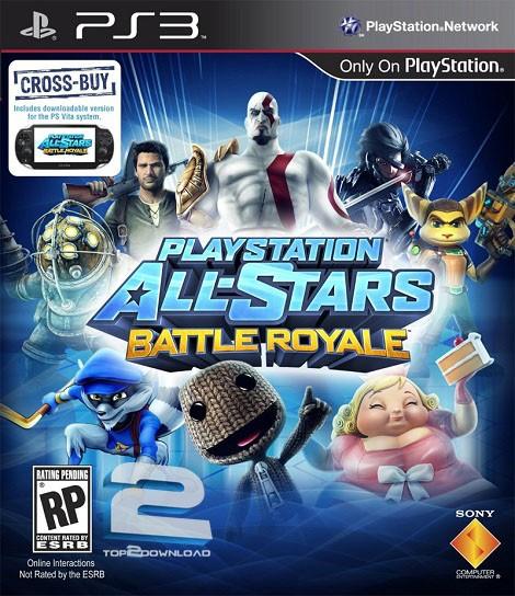 PlayStation All-Stars Battle Royale | تاپ 2 دانلود