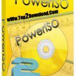 دانلود نرم افزار مدیریت ایمیجل ها PowerISO 5.8 x86/x64