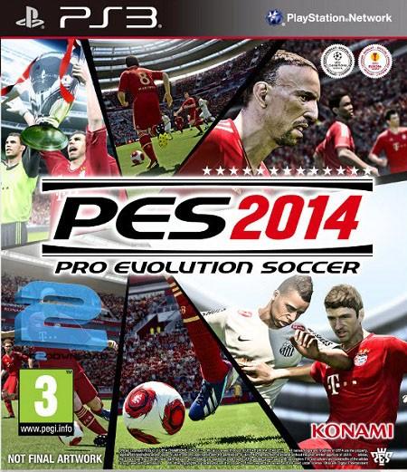 Pro Evolution Soccer 2014   تاپ 2 دانلود