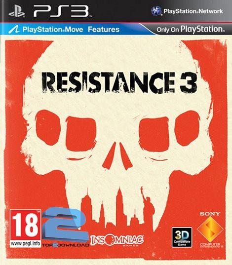 Resistance 3   تاپ 2 دانلود