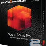 دانلود نرم افزار SONY Sound Forge Pro v11.0 Build 234