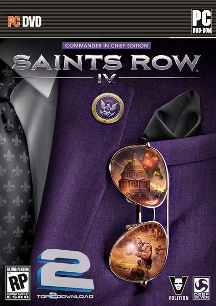 Saints Row IV | تاپ 2 دانلود
