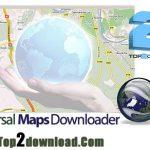 دانلود نرم افزار Universal Maps Downloader