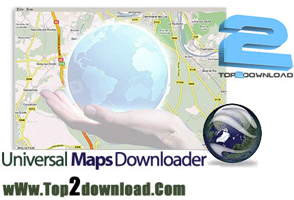 Universal Maps Downloader | تاپ 2 دانلود