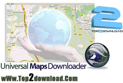 Universal Maps Downloader | تاپ 2 دانلود