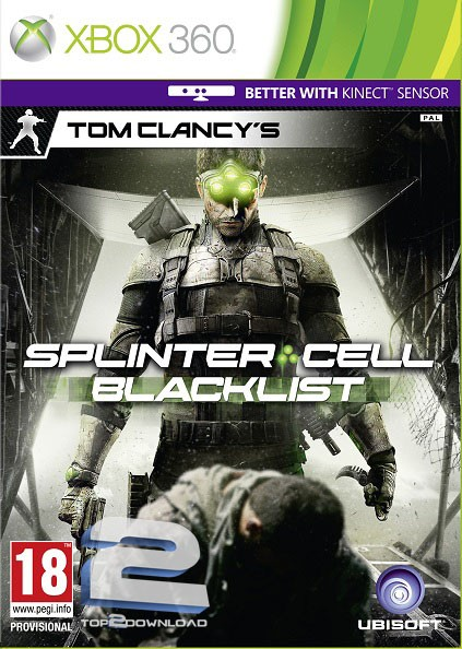 Splinter Cell Blacklist | تاپ 2 دانلود