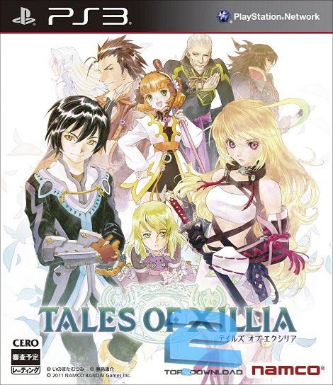 Tales of Xillia | تاپ 2 دانلود