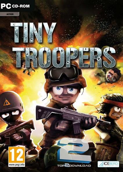 Tiny Troopers v3.5.7.45015 | تاپ 2 دانلود