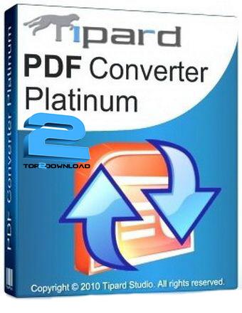 Tipard PDF Converter Platinum | تاپ 2 دانلود