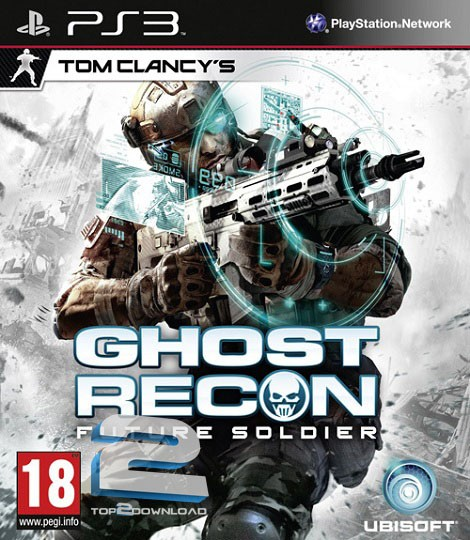 Tom Clancys Ghost Recon Future Soldier | تاپ 2 دانلود