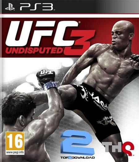 UFC Undisputed 3   تاپ 2 دانلود