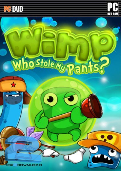 Wimp Who Stole My Pants | تاپ 2 دانلود