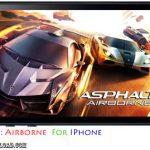 دانلود بازی Asphalt 8 Airborne v 1.0.1 برای ایفون
