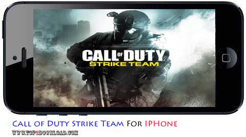 Call of Duty strike team v1.0.0 | تاپ 2 دانلود