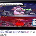 دانلود بازی International Boxing Champions v1.0 برای ایفون