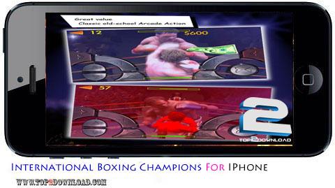 International Boxing Champions v1.0 | تاپ 2 دانلود