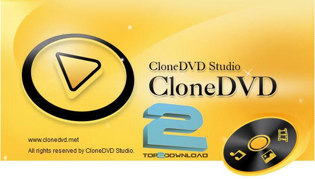 CloneDVD 7 Ultimate 7.0.0.6 | تاپ 2 دانلود