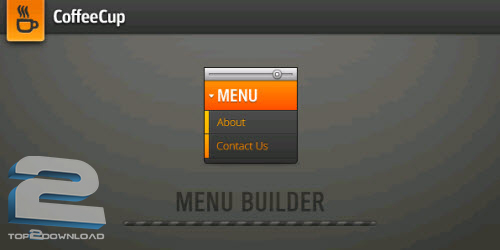 CoffeeCup Menu Builder 1.0 Retail | تاپ 2 دانلود