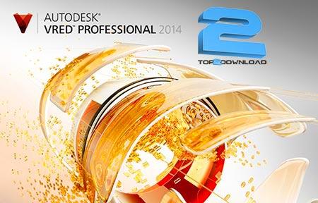 Autodesk VRED Professional 2014 SP3 v6.53 | تاپ 2 دانلود