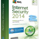 دانلود نرم افزار AVG Internet Security 2014 14.0 Build 4116a6613 Final
