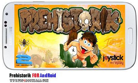 دانلود بازی Prehistorik | تاپ 2 دانلود