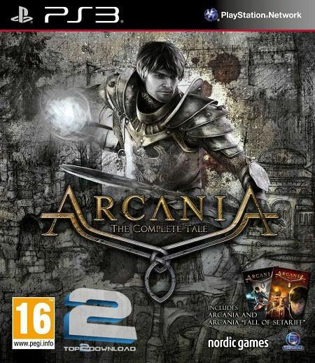 Arcania The Complete Tale   تاپ 2 دانلود
