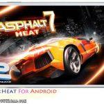 دانلود بازی Asphalt 7 heat v 1.1.1 برای اندروید