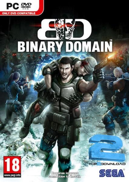 Binary Domain | تاپ 2 دانلود