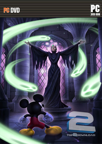 Castle of Illusion starring Mickey Mouse   تاپ 2 دانلود