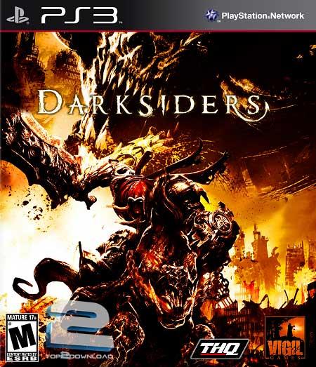 Darksiders | تاپ 2 دانلود