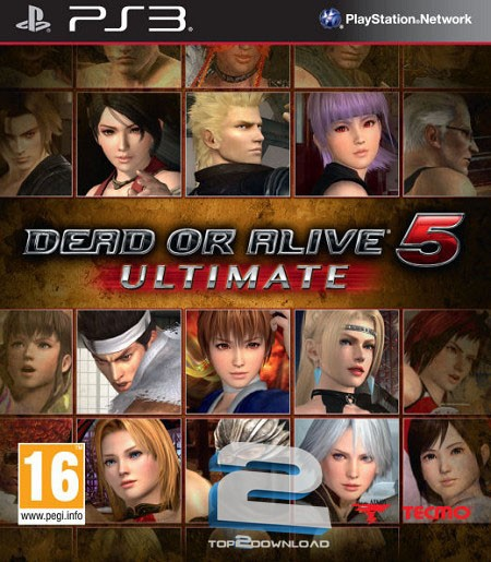 Dead or Alive 5 Ultimate | تاپ 2 دانلود
