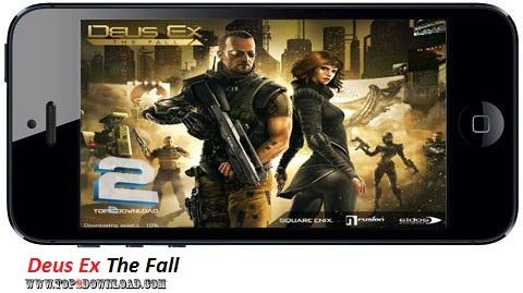 Deus Ex The Fall v1.0.4 | تاپ 2 دانلود