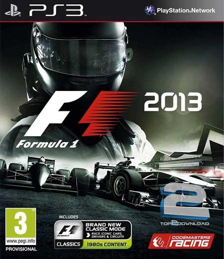 F1 2013 | تاپ 2 دانلود
