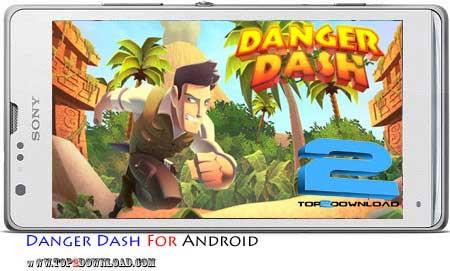 Danger Dash v1.0.0 | تاپ 2 دانلود