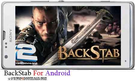 BackStab v1.2.6   تاپ 2 دانلود