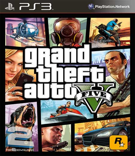 Grand Theft Auto V | تاپ 2 دانلود