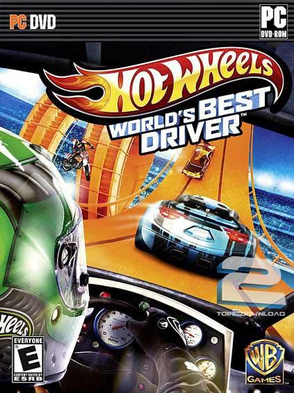 Hot Wheels Worlds Best Driver   تاپ 2 دانلود
