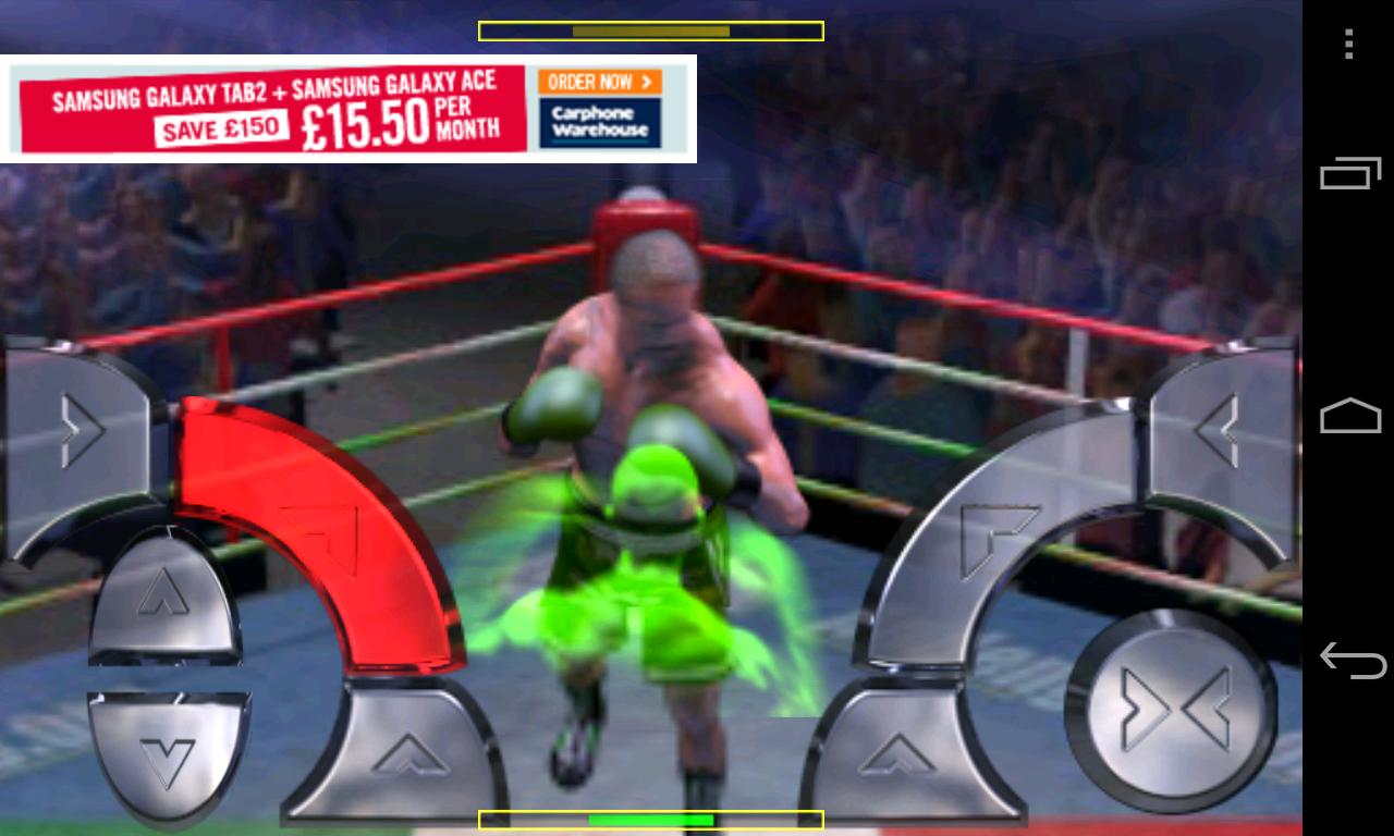 دانلود بازی International Boxing Champions v1.0 برای ایفون | تاپ 2 دانلود