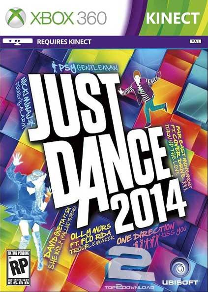Just Dance 2014 | تاپ 2 دانلود