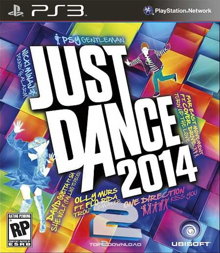 Just Dance 2014   تاپ 2 دانلود