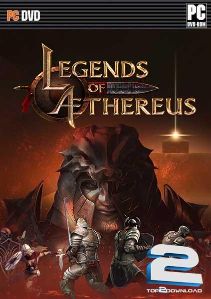 Legends of Aethereus | تاپ 2 دانلود