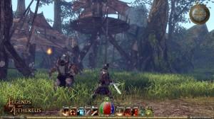 دانلود بازی Legends of Aethereus برای PC | تاپ 2 دانلود