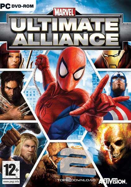 Marvel Ultimate Alliance | تاپ 2 دانلود